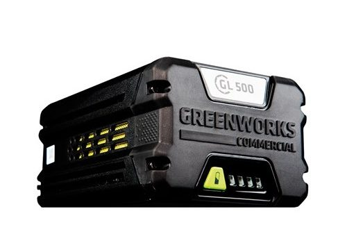 greenwork com batterie