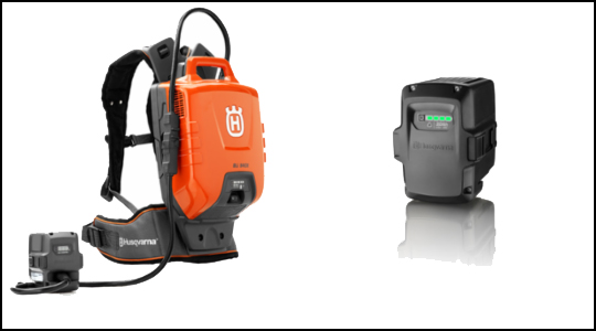 husqvarna booster pack batterie