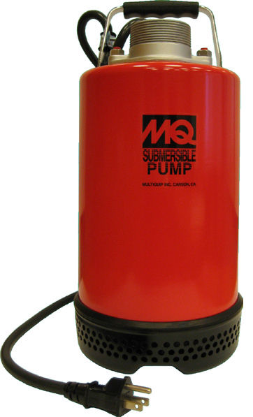 pompe submersible 2 po